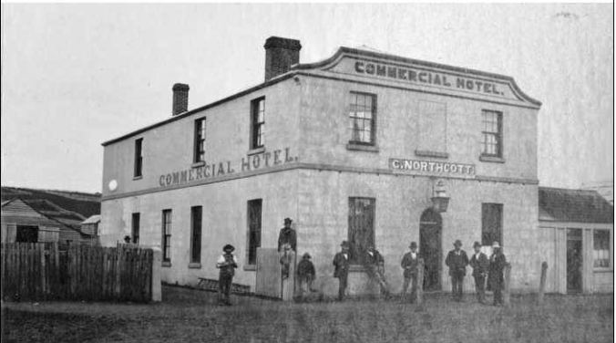 COMMERCIAL HOTEL, MERINO 1880 Image Courtesy of the State Library of South Australia http://images.slsa.sa.gov.au/mpcimg/22000/B21766_112.htm