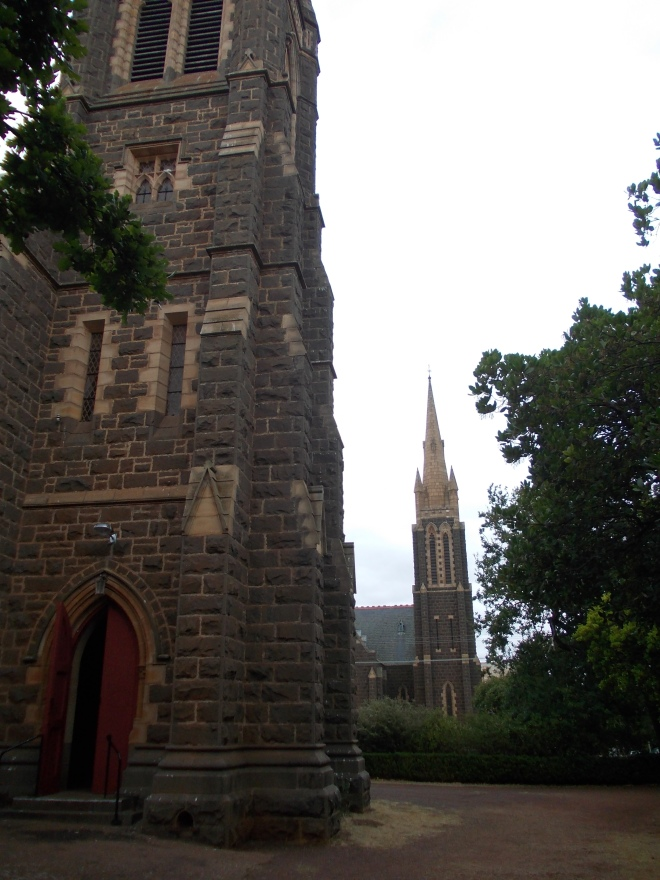 HAMILTON CHRIST CHURCH CATHEDRAL & ST ANDREWS PRESBYTERIAN CHRUCH, 2012