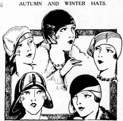 FASHION SHOWS. (1929, February 22). The Argus (Melbourne, Vic. : 1848 - 1957), p. 13. Retrieved June 2, 2013, from http://nla.gov.au/nla.news-article3996179