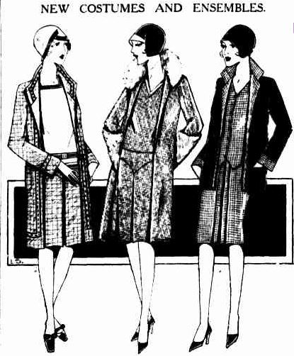 FASHION SHOWS. (1929, March 1). The Argus (Melbourne, Vic. : 1848 - 1957), p. 13. Retrieved June 2, 2013, from http://nla.gov.au/nla.news-article3993217
