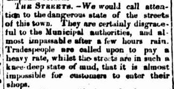 DOMESTIC INTELLIGENCE. (1856, September 19). Portland Guardian and Normanby General Advertiser (Vic. : 1842 - 1876), p. 2 Edition: EVENING.. Retrieved June 2, 2013, from http://nla.gov.au/nla.news-article64566835