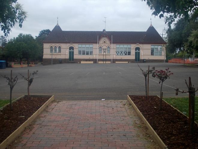 HAMILTON STATE SCHOOL, 2012