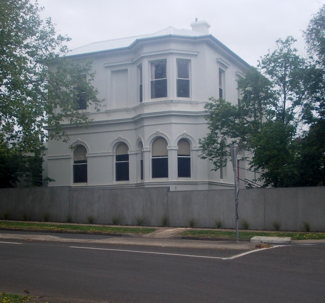 HEWLETT HOUSE, HAMILTON
