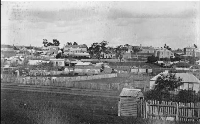 VIEW OF HAMILTON, 1880. Image Courtesy of the State Library of South Australia. Image no. B21766/54 http://images.slsa.sa.gov.au/mpcimg/22000/B21766_54.htm