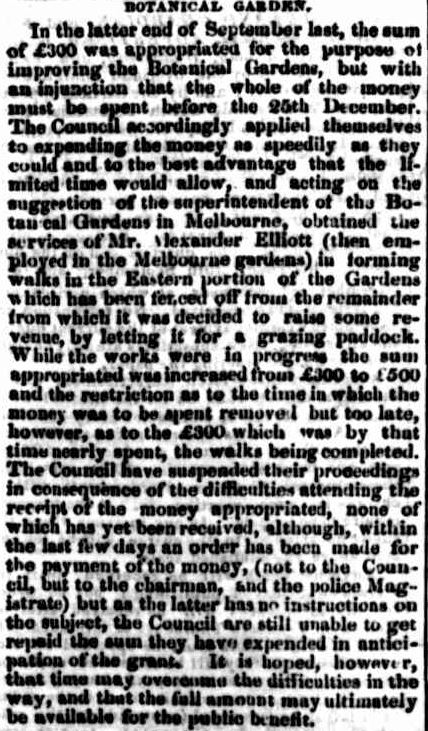 MUNICIPAL DISTRICT OF PORTLAND. (1858, March 5). Portland Guardian and Normanby General Advertiser (Vic. : 1842 - 1876), p. 3 Edition: EVENINGS.. Retrieved July 3, 2013, from http://nla.gov.au/nla.news-article64570632