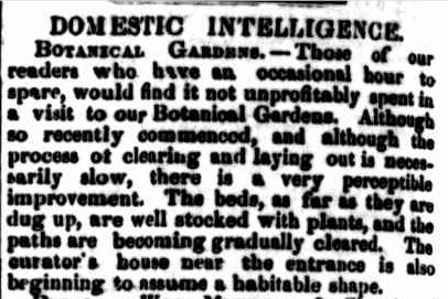 DOMESTIC INTELIGENCE. (1858, November 3). Portland Guardian and Normanby General Advertiser (Vic. : 1842 - 1876), p. 2 Edition: EVENINGS.. Retrieved July 3, 2013, from http://nla.gov.au/nla.news-article64509473