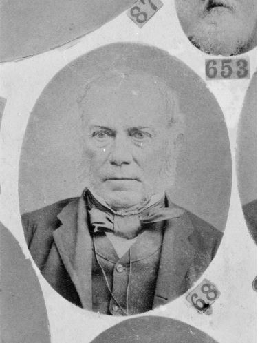 WILLIAM RUTLEGE. Image courtesy of the State Library of Victoria Image no. H5056/68