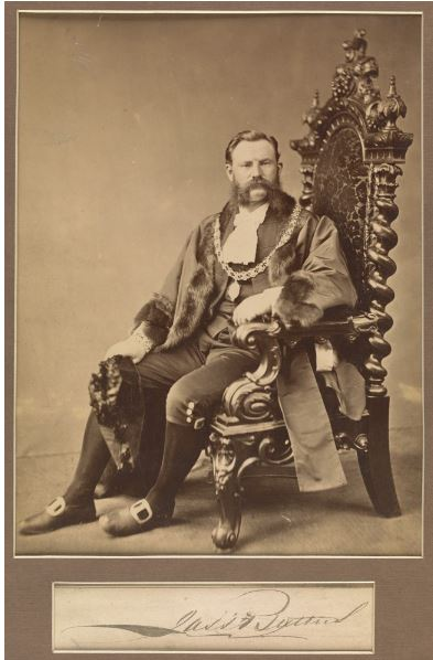 JAMES STEWERT BUTTERS (1867). Image courtesy of the State Library of Victoria.  Image no. H5672 http://handle.slv.vic.gov.au/10381/208262
