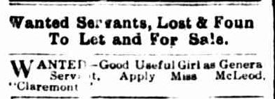 Advertising. (1912, December 6). Portland Guardian (Vic. : 1876 - 1953), p. 2 Edition: EVENING. Retrieved July 19, 2013, from http://nla.gov.au/nla.news-article64003591
