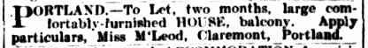 [No heading]. (1902, December 18). The Argus (Melbourne, Vic. : 1848 - 1957), p. 10. Retrieved July 21, 2013, from http://nla.gov.au/nla.news-page332030