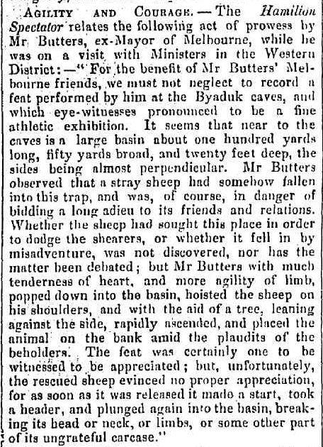 SUICIDE OF MADEMOISELLE MARIE ST. DENIS. (1868, October 26). Bendigo Advertiser (Vic. : 1855 - 1918), p. 3. Retrieved July 20, 2013, from http://nla.gov.au/nla.news-article87899437