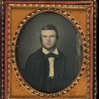 FRANCIS HENTY c1847. Image courtesy of the State LIbrary of Victoria http://handle.slv.vic.gov.au/10381/294251