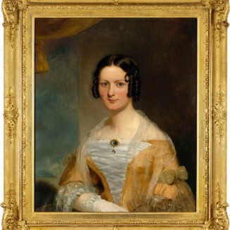 MARY ANN HENTY 1841. Image courtesy of the State Library of Victoria http://handle.slv.vic.gov.au/10381/282500