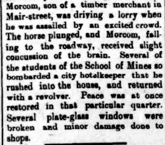 FALLS OF SNOW. (1905, September 8). The Horsham Times (Vic. : 1882 - 1954), p. 3. Retrieved August 20, 2013, from http://nla.gov.au/nla.news-article72817822