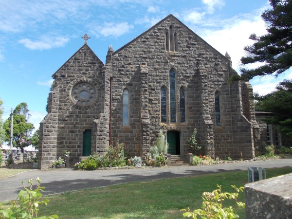 St Stephens Church, Portland