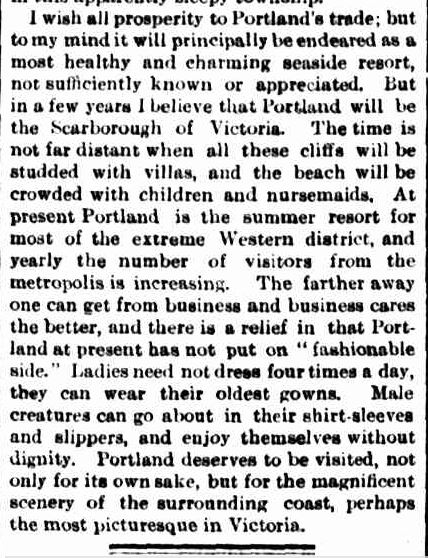 PICTURESQUE VICTORIA. (1884, November 18). The Argus (Melbourne, Vic. : 1848 - 1957), p. 6. Retrieved September 16, 2013, from http://nla.gov.au/nla.news-article6061545