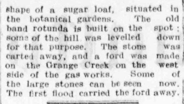 EARLY HAMILTON SPORT. (1914, November 25). Hamilton Spectator (Vic. : 1914 - 1918), p. 6. Retrieved October 2, 2013, from http://nla.gov.au/nla.news-article119872739