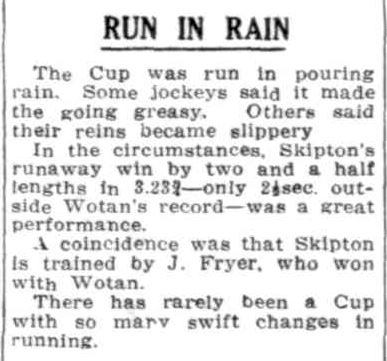 SKIPTON STABLE SECRECY. (1941, November 9). Sunday Times (Perth, WA : 1902 - 1954), p. 8. Retrieved November 2, 2013, from http://nla.gov.au/nla.news-article59154373