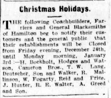 Advertising. (1915, December 15). Hamilton Spectator (Vic. : 1914 - 1918), p. 4. Retrieved December 17, 2013, from http://nla.gov.au/nla.news-article120407611