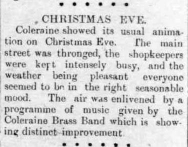 Coleraine Albion. (1915, December 30). Coleraine Albion and Western Advertiser (Vic. : 1914 - 1918), p. 2. Retrieved December 17, 2013, from http://nla.gov.au/nla.news-article119606385