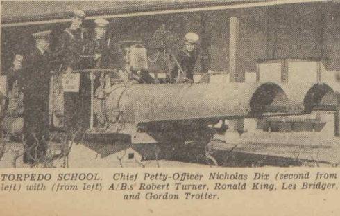 FLINDERS NAVAL DEPOT—school for sailors. (1944, September 16). The Australian Women's Weekly (1933 - 1982), p. 17. Retrieved January 27, 2014, from http://nla.gov.au/nla.news-article47502246