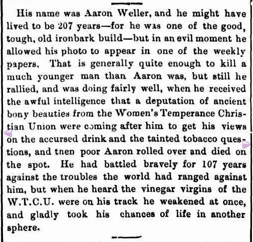 ACTA POPULI. (1897, September 18). Freeman's Journal (Sydney, NSW : 1850 - 1932), p. 8. Retrieved February 24, 2014, from http://nla.gov.au/nla.news-article115469610