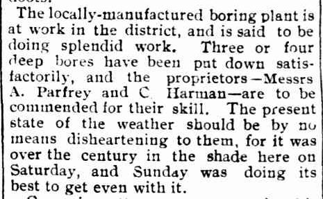 Macarthur Matters. (1915, January 18). Port Fairy Gazette (Vic. : 1914 - 1918), p. 2 Edition: EVENING. Retrieved March 10, 2014, from http://nla.gov.au/nla.news-article94724361