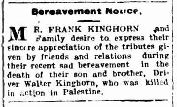 Advertising. (1917, December 1). Hamilton Spectator (Vic. : 1914 - 1918), p. 7. Retrieved April 21, 2014, from http://nla.gov.au/nla.news-article119860038