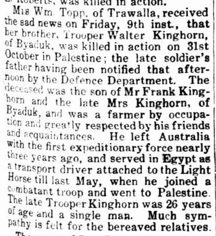 FOR THE EMPIRE. (1917, November 17). Riponshire Advocate (Vic. : 1914 - 1918), p. 3. Retrieved April 21, 2014, from http://nla.gov.au/nla.news-article119573918