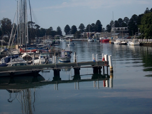 Port Fairy Harbour