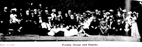 """A Nonagenarian Birthday Party."" Table Talk (Melbourne, Vic. : 1885 - 1939) 23 May 1907: ."