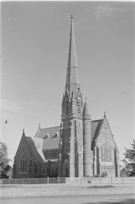 TERANG PRESBYTERAIN CHURCH. Image courtesy of the State Library of Victoria. Image no. H32492/3044 http://handle.slv.vic.gov.au/10381/63615