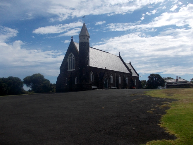 ST. PATRICK'S CATHOLIC CHURCH, PORT FAIRY.