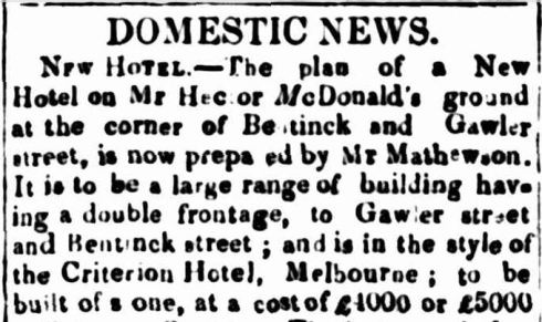 """DOMESTIC NEWS."" Portland Guardian and Normanby General Advertiser (Vic. : 1842 - 1876) 11 Jun 1855: 2 Edition: EVENING. Web. ."