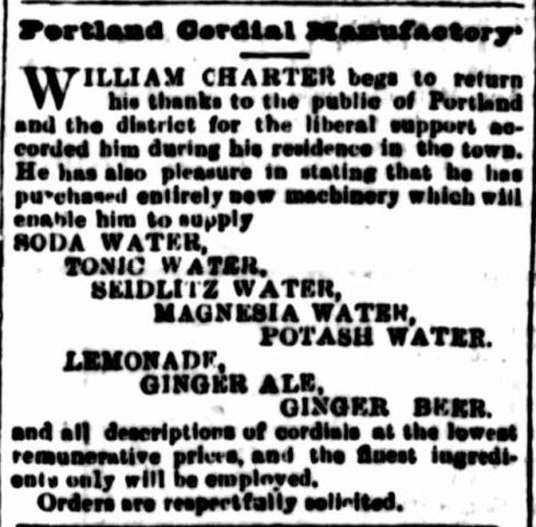 """Advertising."" Portland Guardian (Vic. : 1876 - 1953) 8 Jun 1880: 3 Edition: MORNINGS.. Web. 26 Dec 2014 ."
