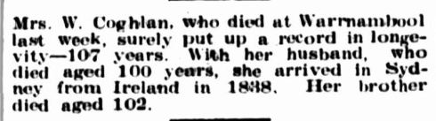 """BREVITIES."" Clarence and Richmond Examiner (Grafton, NSW : 1889 - 1915) 5 Nov 1907: 4. Web. 15 Feb 2015 ."