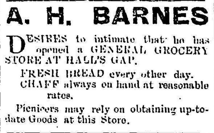 """Advertising."" Stawell News and Pleasant Creek Chronicle (Vic. : 1914 - 1918) 21 Dec 1918: 2. Web. ."