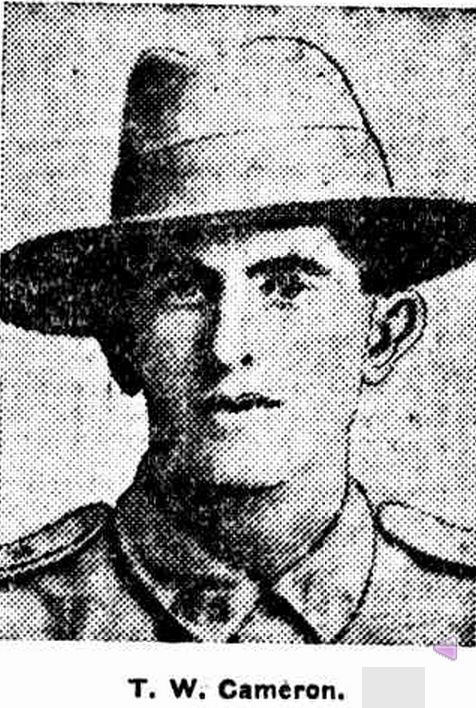 """""""DIED ON SERVICE."""" The Age (Melbourne, Vic. : 1854 - 1954) 23 Sep 1915: 13. Web. ."""