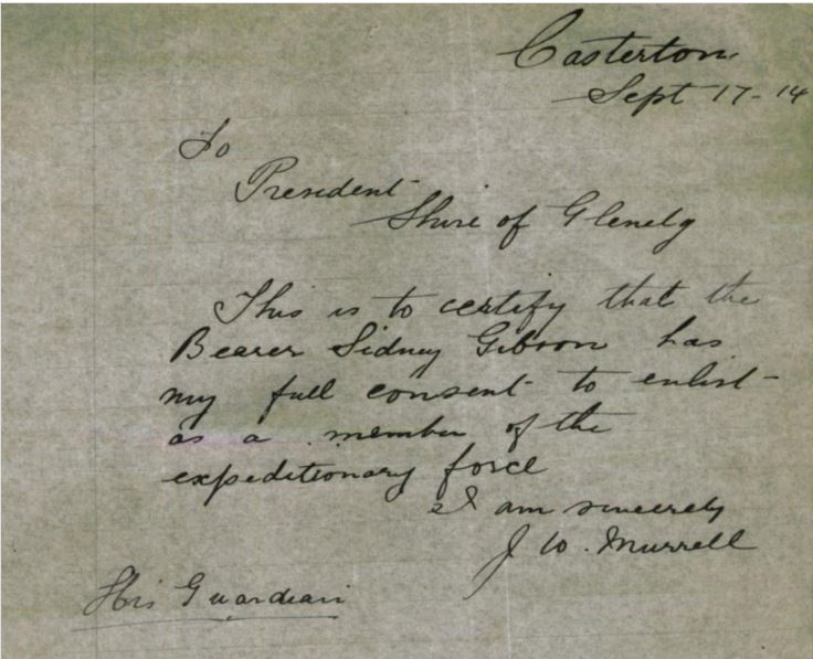 Image courtesy of the National Archives of Australia. http://discoveringanzacs.naa.gov.au/browse/records/225108/16