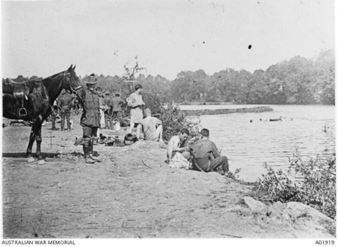 JUNE 1918 Querrieu. https://www.awm.gov.au/collection/A01919/