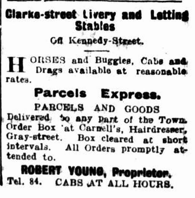 """""""[No heading]."""" Hamilton Spectator (Vic. : 1870 - 1918) 6 Jan 1914: 2. Web. 13 May 2015 ."""