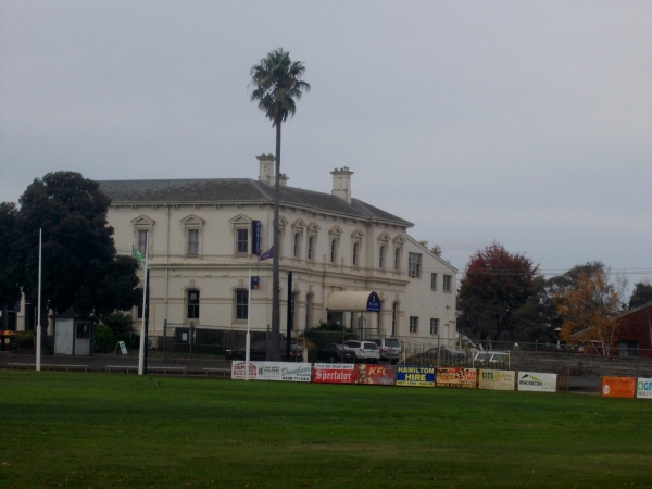 THE FORMER ALEXANDRA LADIES COLLEGE