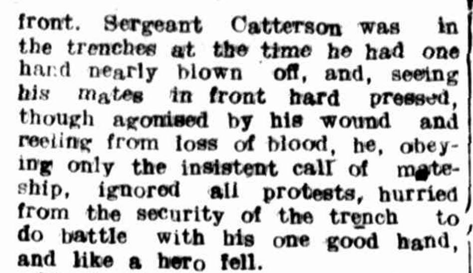 """RIFLE NOTES."" Hamilton Spectator (Vic. : 1870 - 1873; 1914 - 1918) ."