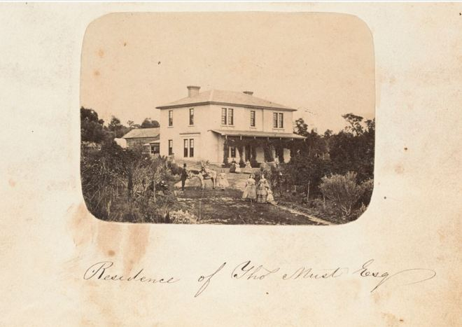 """PROSPECT""c1859. Photographer Thomas Hannay. Image courtesy of the State Library of Victoria. Image no. H2013.345/26 http://handle.slv.vic.gov.au/10381/320200"