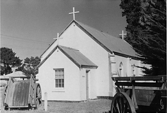 HAMILTON PASTORAL MUSEUM, 1974. Image courtesy of J.T. Collins Collection, La Trobe Picture Collection, State Library of Victoria. http://handle.slv.vic.gov.au/10381/229985