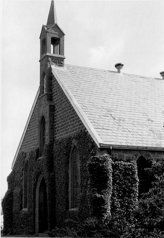 mortlake presbyterian church