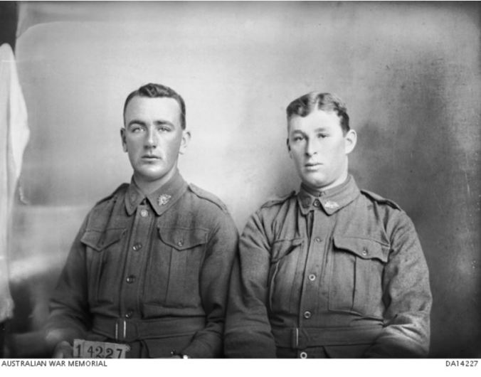 Image courtesy of the Australian War Memorial - https://www.awm.gov.au/collection/DA14227/