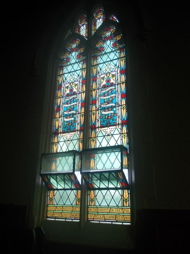 Peter Learmonth Window