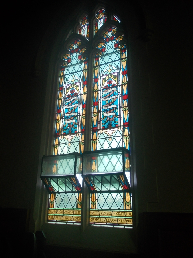 Peter Learmonth Window