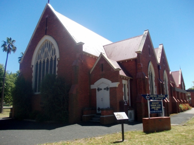Hamilton Uniting Church